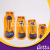 Newest Customized Grip Socks Anti-Slip Safety Trampoline Socks for Trampoline Park