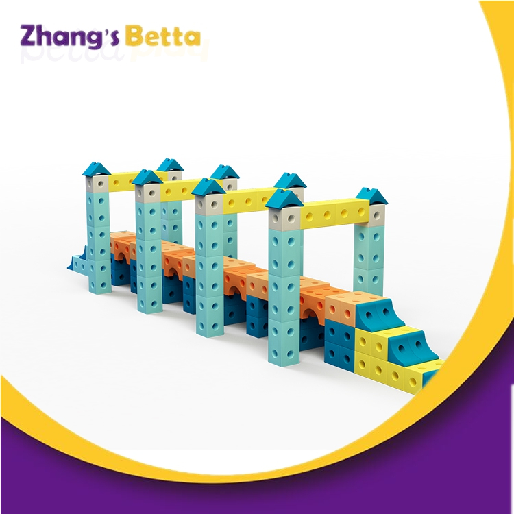 EVA Foam Material Educational Big Building Blocks for Children Indoor Playground