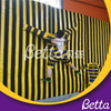 Bettaplay foam pit sticky wall for indoor playground