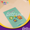 Pokiddo for indoor playground amusement park Cute Cartoon Kids Notebook