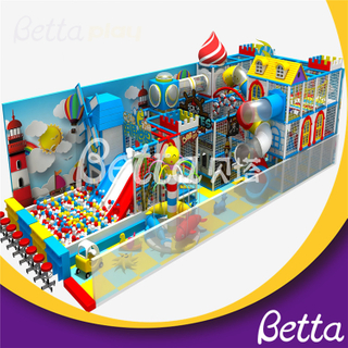 Bettaplay Kids Indoor Playground Equipment