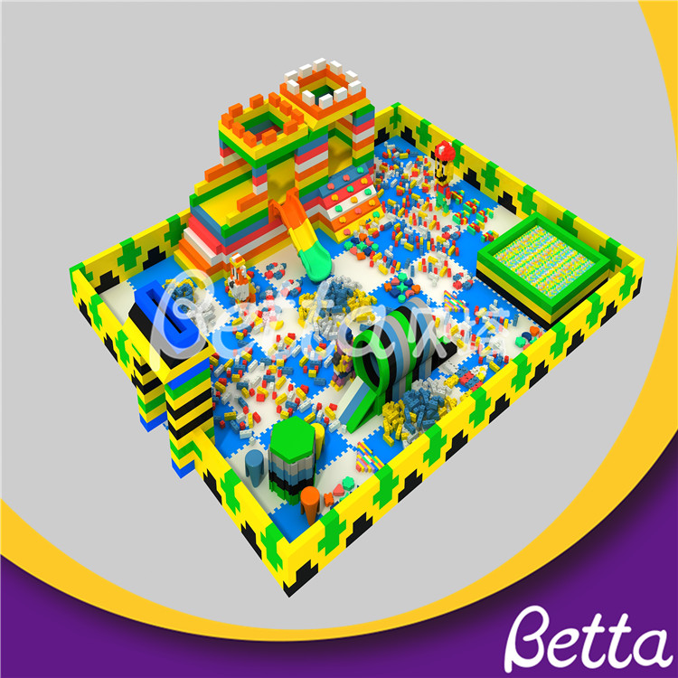 2019 Betta The Most Popular Kids EPP Building Block Toys of Low Price Indoor Playground for Sale
