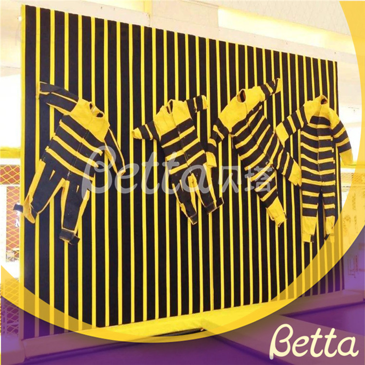 Bettaplay Indoor Playground Trampoline Accessories Spider Wall suit for trampoline park