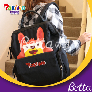 Pokiddo Wholesale Kids Women School Traveling Oxford Waterproof Backpack