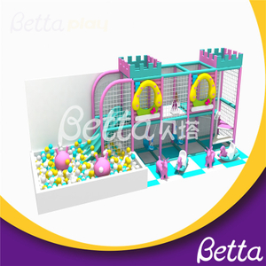Bettaplay Customized Kids Indoor Playground