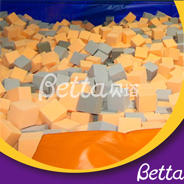 Bettaplay 2019 new product foam pit cover for outdoor playground