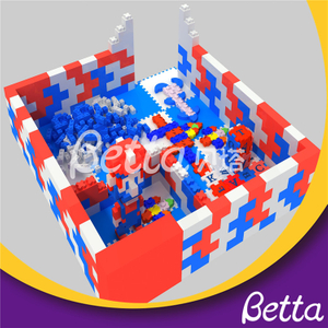 Bettaplay Hot Sale EPP Building Blocks for Kids Indoor Palyground