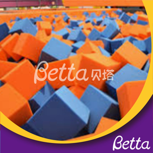 Bettaplay foam pit for indoor playground and outdoor playground