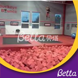 Bettaplay foam pit cover foam pit for kids