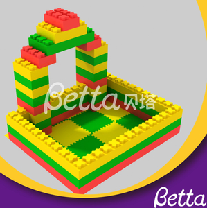 Hot Sale Customized Epp Foam Block Building Block DIY Toy for Kids Kindergarten