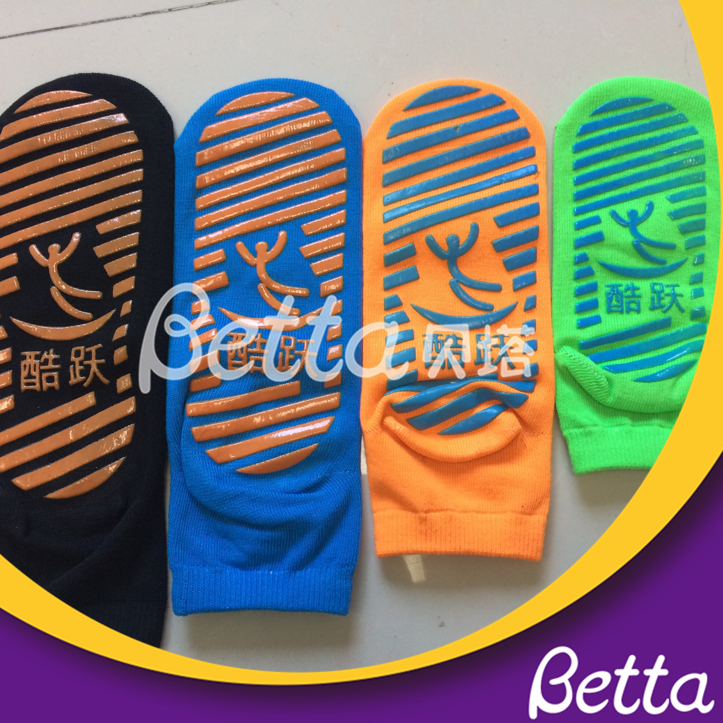 2019 Betta Wholesale Socks Yoga Socks Trampoline Socks