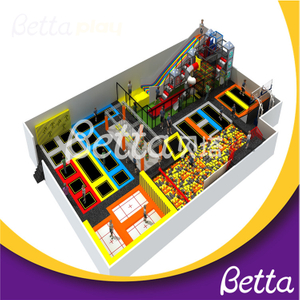 Bettaplay Customized Trampolines for Sale