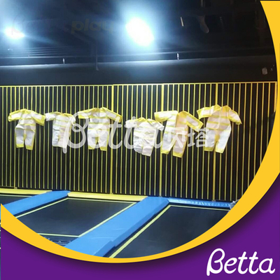 High Quality Climbing Wall Spider Wall Indoor Trampoline Park Trampoline
