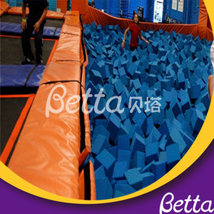 Popular Foam Pit Cover for Indoor Trampoline Park
