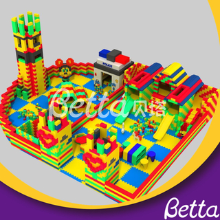 Hot Sale Epp Foam Block Building DIY Educational Toy for Kids Indoor Playground