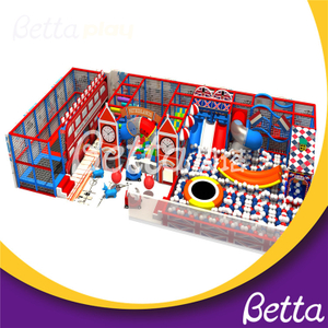 Bettaplay Happy Game Indoor Playground