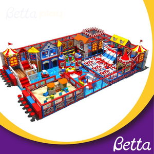 Happy Play Zone Kids Small Commercial Indoor Soft Playground