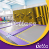 High Quality Climbing Wall Indoor Trampoline Park Trampoline