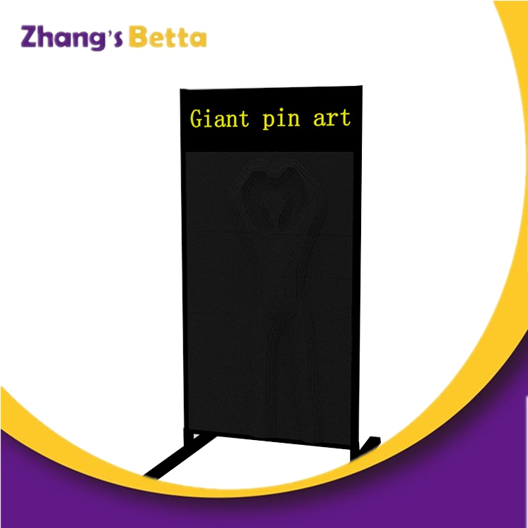3d Pin Art Sculpture Extra Large Pin Impression Hand Toy In Green Pin Screen Pin Wall Buy 3d Pin Screen Pin Screen Pin Wall Product On Bettaplay Kids Zone Builder
